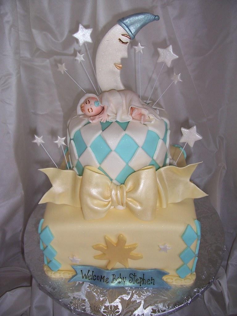 Baby Shower  Tier Twinkle Twinkle Little Star Cakes