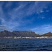 South Africa - Cape Town - View from Robben Island ferry