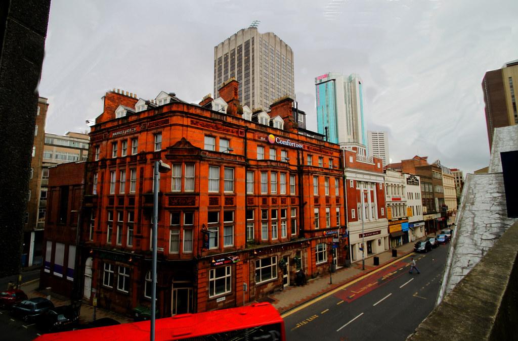 Comfort Inn Hotel Birmingham