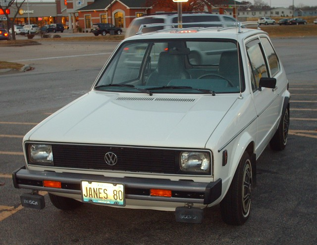 1980 volkswagen rabbit diesel flickr photo sharing. Black Bedroom Furniture Sets. Home Design Ideas