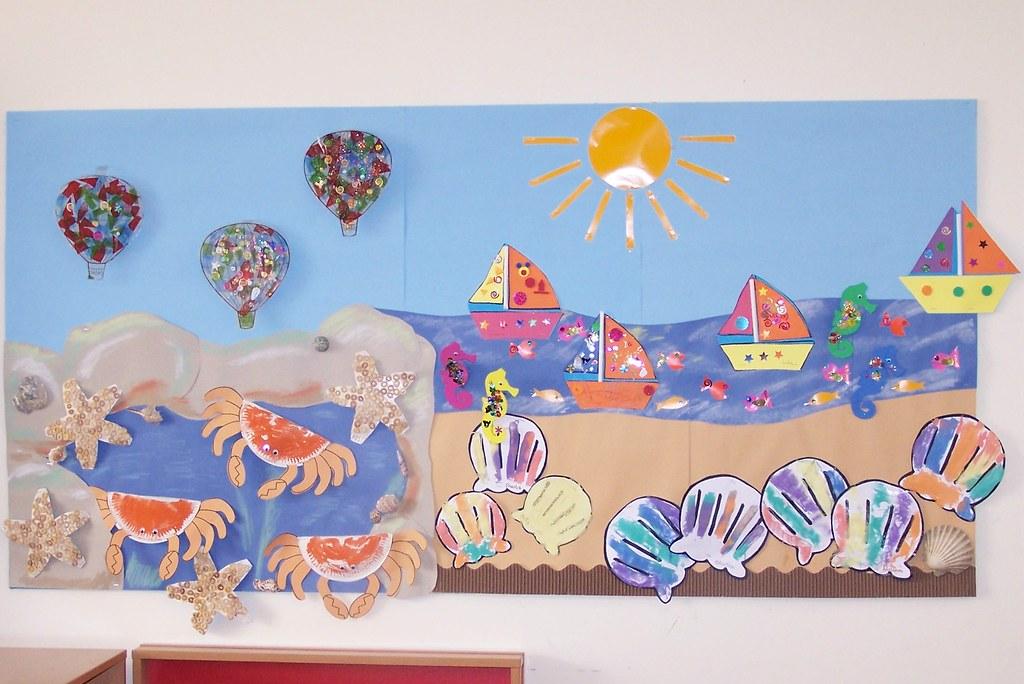 Preschool Children Of God Banner Craft