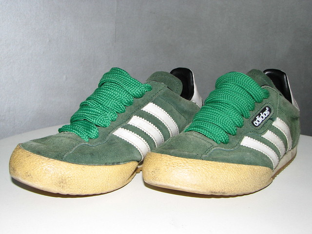 Adidas Vintage Shoes Collection
