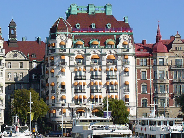 strandv gen stockholm hotel diplomat olof senestam. Black Bedroom Furniture Sets. Home Design Ideas