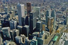 Very Small Downtown Toronto | by rpeschetz