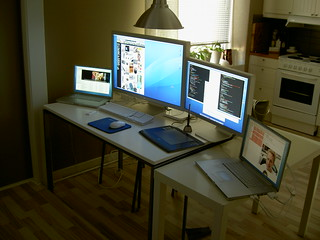 Silly mac setup 2 | by michaelbystrom