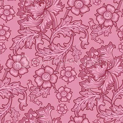 vintage pink pattern seamless repeat wallpaper pattern