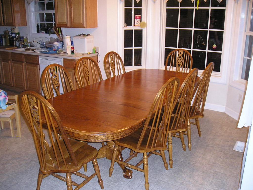 Our Kitchen Table Reviews