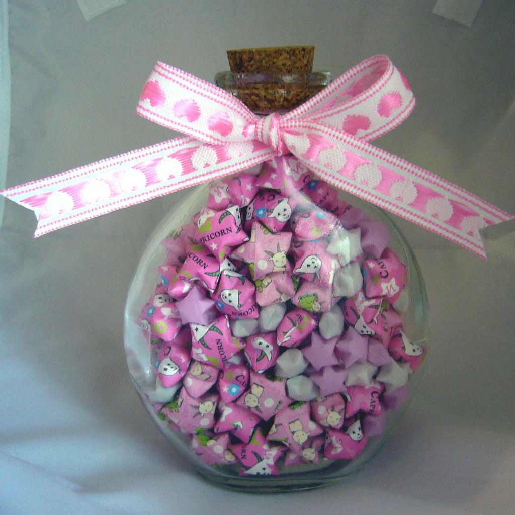 Capricorn - Origami Lucky Star Jar | www.etsy.com/listing ... - photo#30