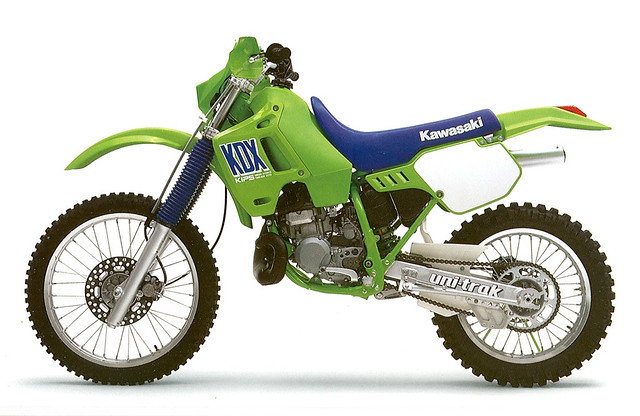 Kawasaki Dirt Bikes Cc