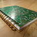 Circuit Board Notebook