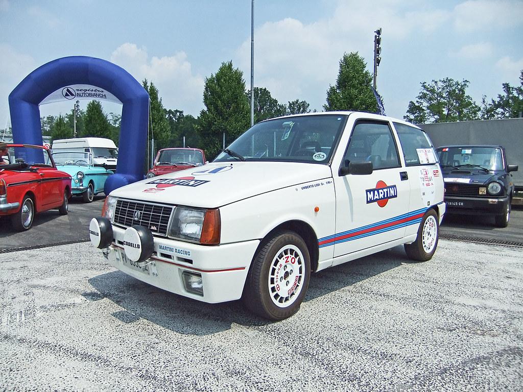 Autobianchi Y10 Martini Turbo 1987   eejyanaika1980   Flickr