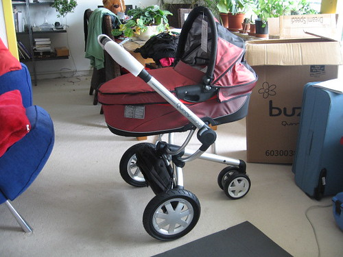 quinny buzz the ultimate urban kinderwagen flickr photo sharing. Black Bedroom Furniture Sets. Home Design Ideas