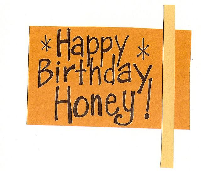 Happy Birthday Honey Cake Pics