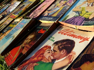 Vintage Romance Novels | by Stewf