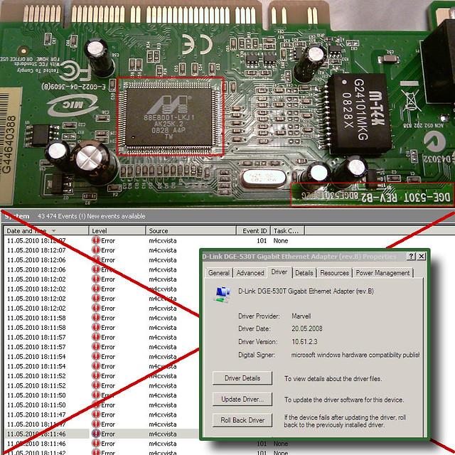 Adapter driver dge-530t gigabit ethernet d-link