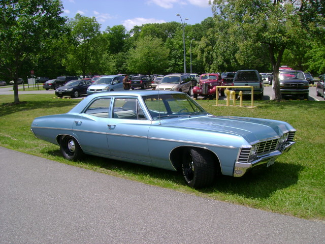 Air For Tires Near Me >> 1967 Chevy Bel Air | This wasn't even in the show, just park… | Flickr