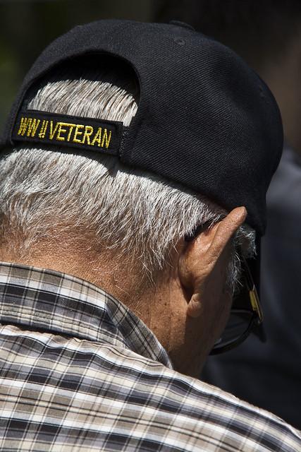 Memorial Day veteran