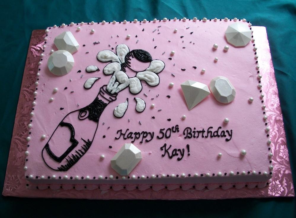 Brenda Birthday Cake