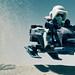 Sand Speeder Bike with Sand Scout