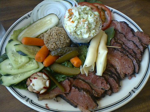 The Langer's Pastrami Platter | by Ben Brown