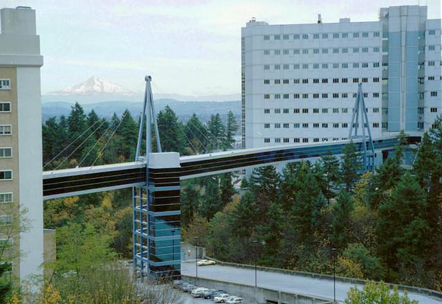 Ohsu skybridge ohsu skybridge 1992 portland oregon bob - Camera world portland ...