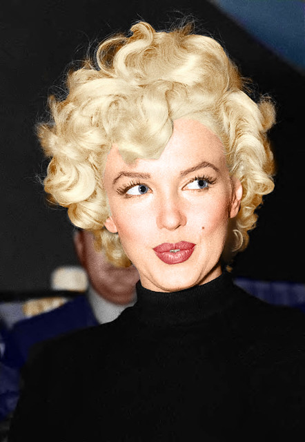 Marilyn Monroe Of Course. I Only
