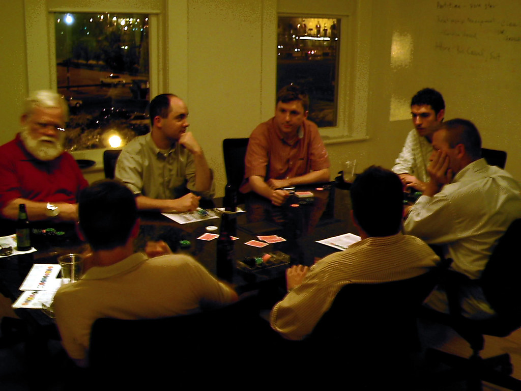 Party poker flickr