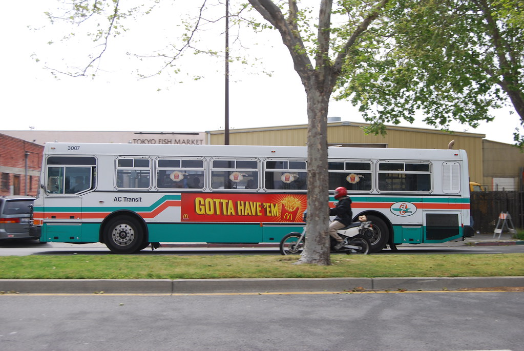Transit Advertising Works Best For Buildings Or Maintaining Brand Awarness