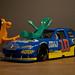 Gumby & Pokey Carfax Racecar