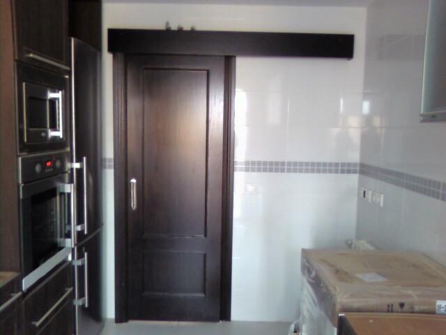 Puerta de paso corredera puerta de paso corredera vista for Ikea puertas correderas de paso