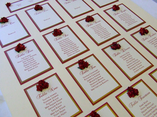 how to create a wedding seating chart in adobe indesign