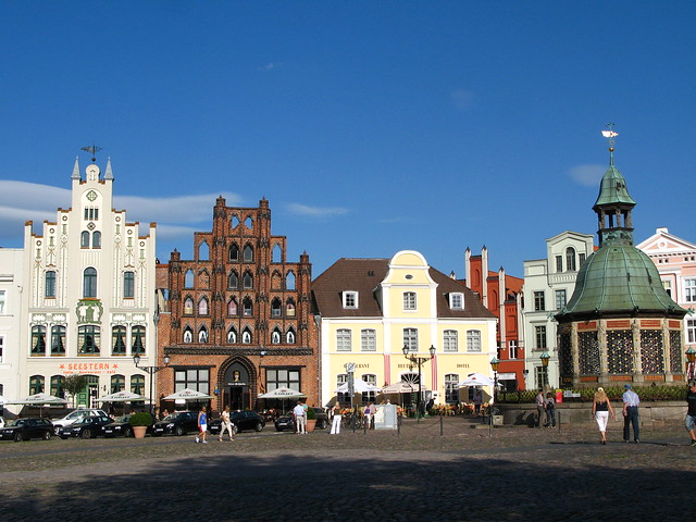 Wismar Germany  city pictures gallery : Wismar, Germany | Flickr Photo Sharing!