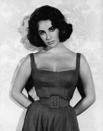 Elizabeth Taylor | by classic film scans