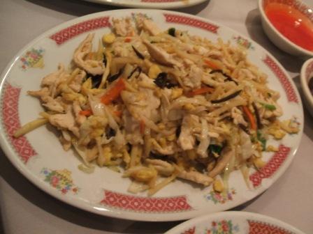 Moo shu chicken | At Imperial Garden. | jumbledpile | Flickr
