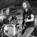 Pearl Jam's Eddie Vedder & Matt Cameron in Munich 12 June 2007