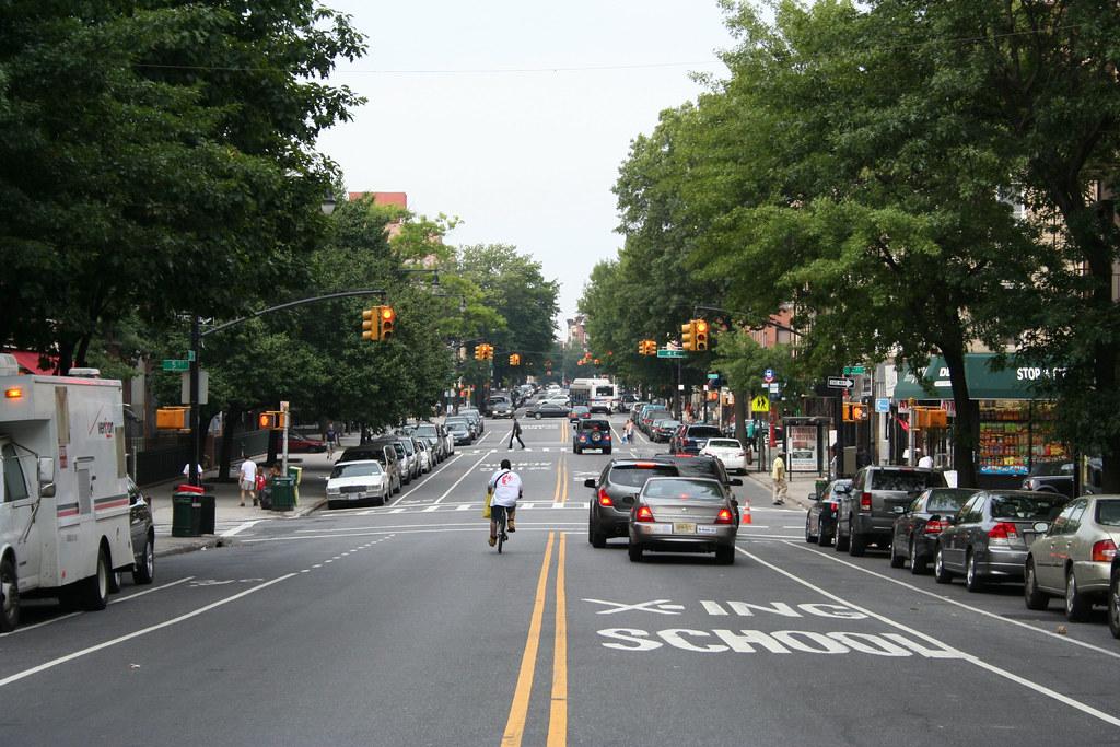 New York streetscape