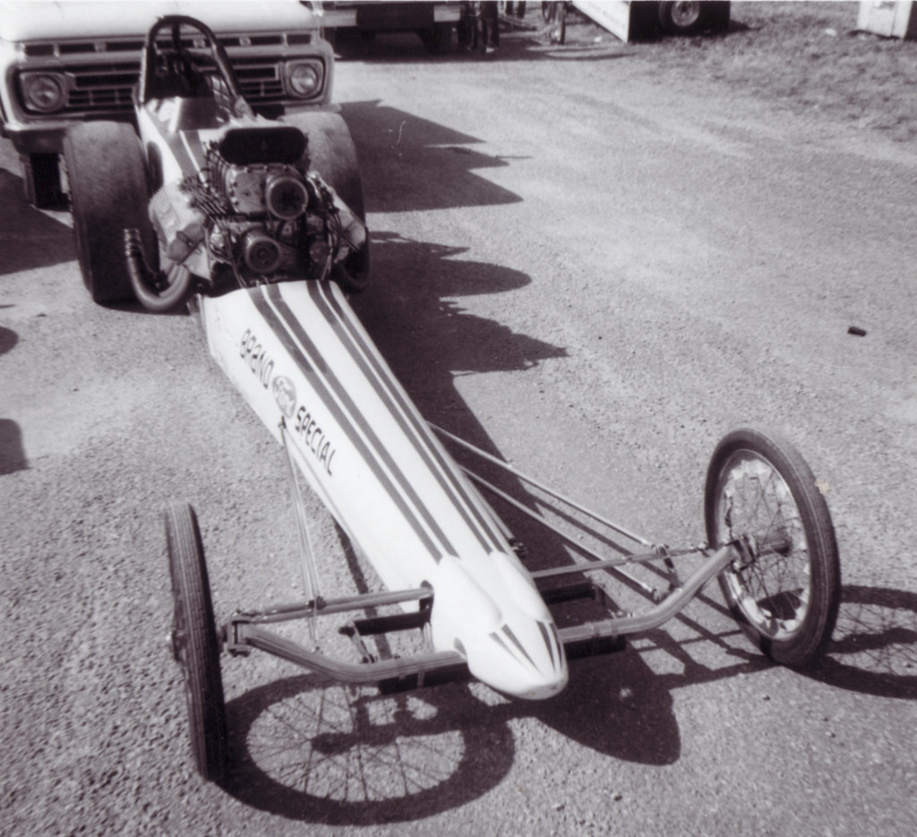 Ford Of Tulsa: Tom McEwen, Brand Ford Special, 1966 Tulsa
