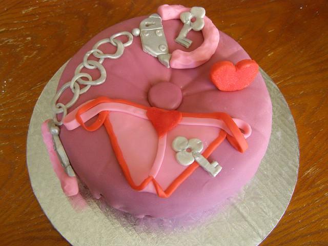 naughty bridal shower cake 4 by koko puff