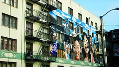 The Ping Yuen Mural on Stockton street in Chinatown | by Sujeet