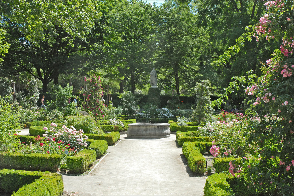 Real jardin botanico madrid le jardin botanique royal for Jardin botanico madrid precio