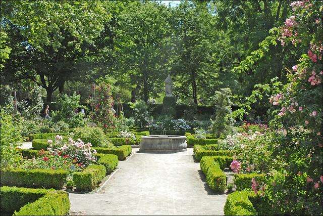 Real jardin botanico madrid le jardin botanique royal for Jardin botanico madrid