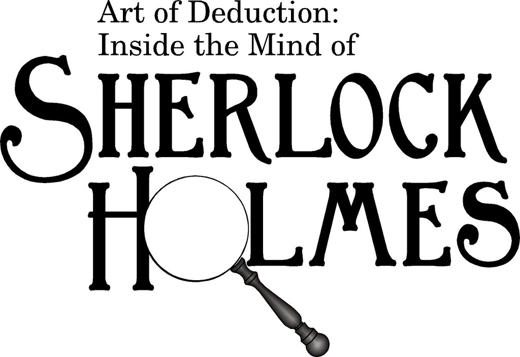 Top Logo Design design a logo for free and download for free : Logo for u0026quot;Art of Deduction: Inside the Mind of Sherlock Ho ...
