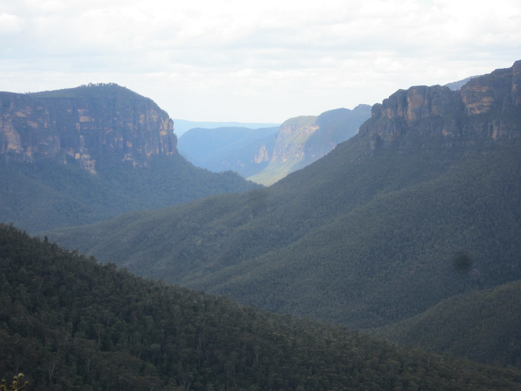 View from Govetts Leap Falls - Blackheath to Acacia Flat Cam… - Flickr