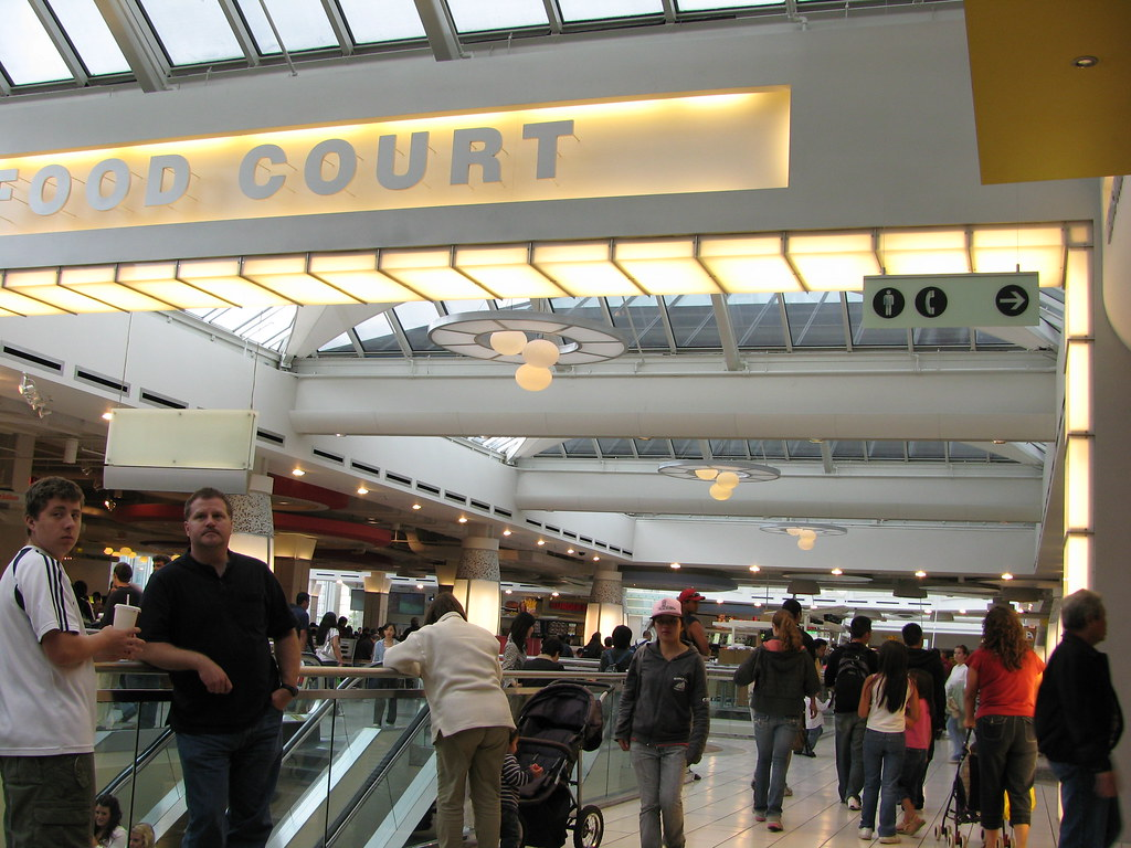 Metrotown Food Court Rental