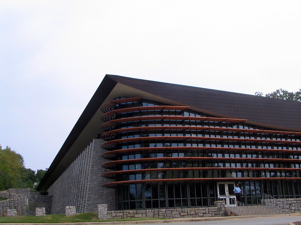 Georgia Public Health Laboratory Building View 3 Flickr
