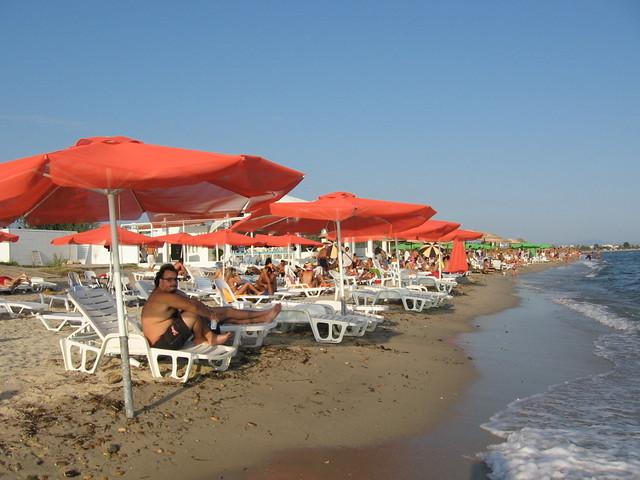 Fanari Beach Komotini Rodopi Fanari Beach Komotini