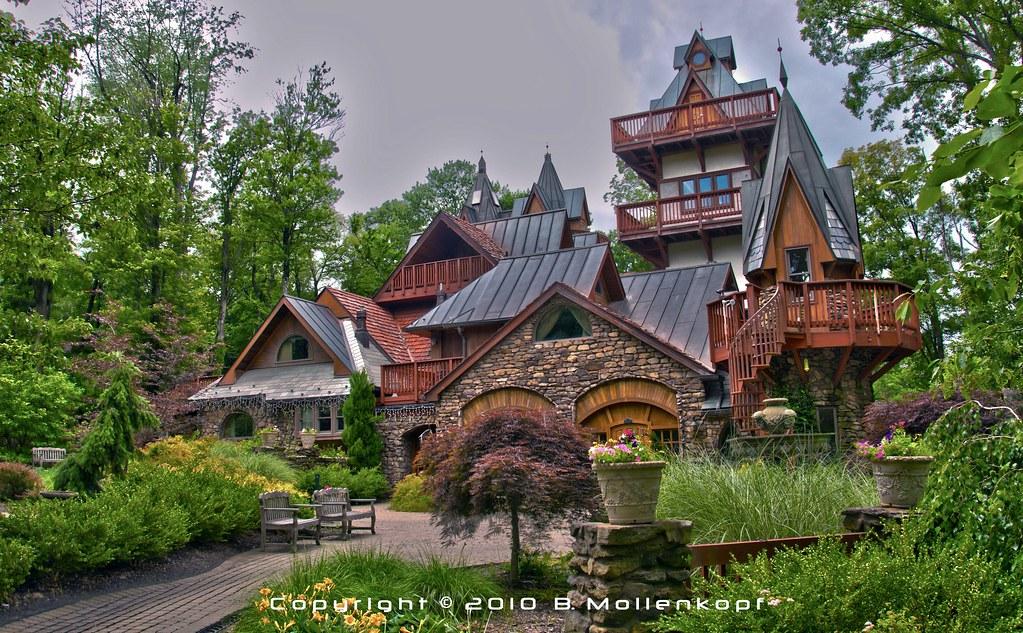 Landoll's Mohican Castle (HDR) | Brian Mollenkopf | Flickr