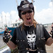 Billy the Exterminator shows his support for fisherfolk in Biloxi, MIssissippi - TEDx Oil Spill