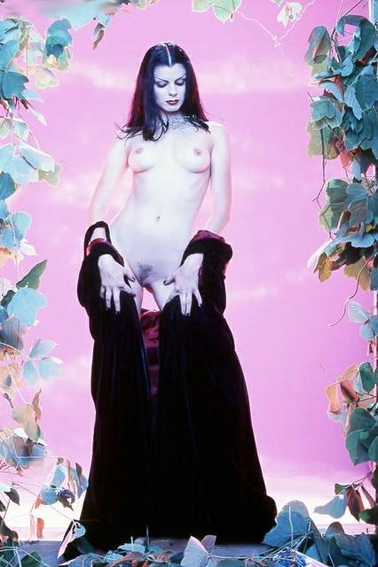 Porn film nude pics of goth pics