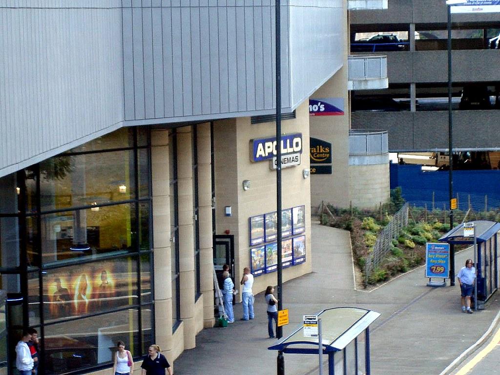 Stroud Cinema 23